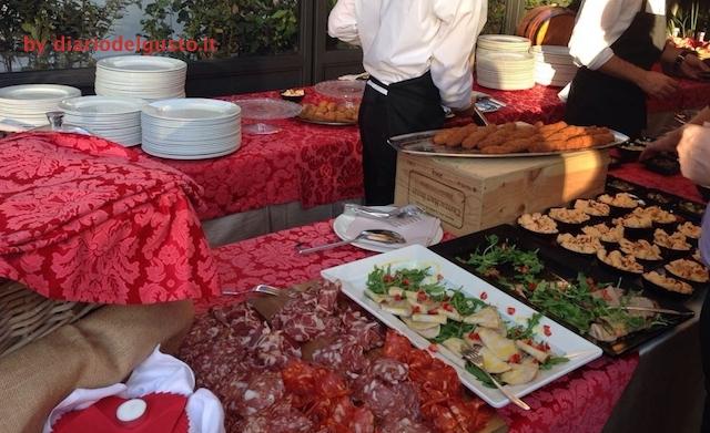 Foto Buffet Giordano cucina ai Parioli