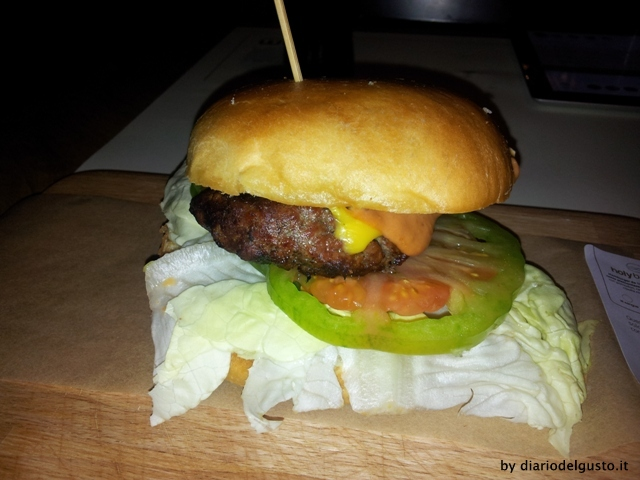 Foto Ham Holy burger