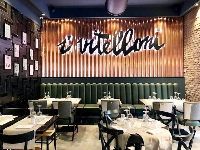 Foto Sala ristorante I Vitelloni