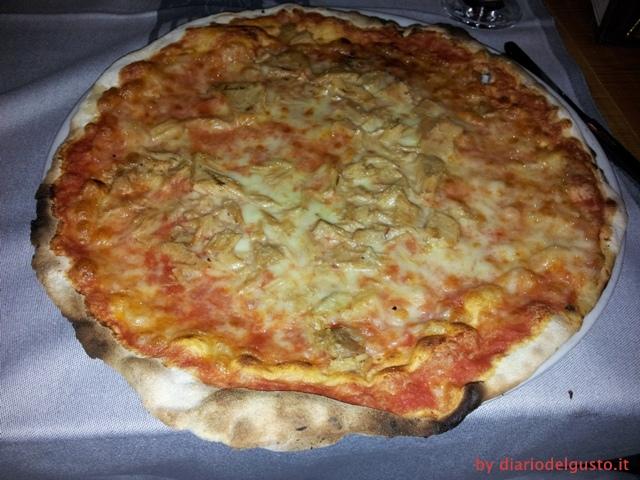 San Marco Foto Pizza Margherita con tonno