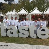 Gli chef di Taste of Roma 2014