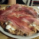 Focaccia prosciutto crudo Parma e stracchino
