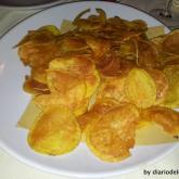 Patate fritte chips